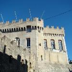 HAUT DE CAGNES - Grimaldi Chateau