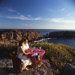 Romantic Dining with Panoramic View