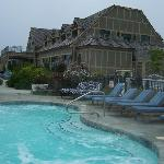 Bain tourbillon (Bar Harbor Club Resort)