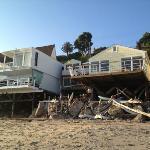 ....25 Minuten bis Malibu Beach