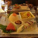 Manù pranzo tipo 2