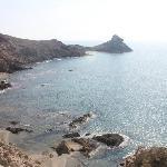 Zona para hacer snorkel