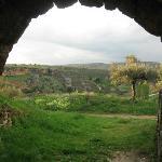 vista desde las cuevas