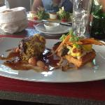 One of the great Lunch's that we enjoyed at the hotels Resterunt