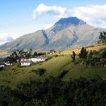 Bilde fra Casa Mojanda