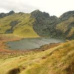 Mojanda Warmi Cocha Lake