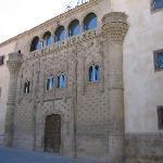 Fachada del Palacio de Jabalquinto.