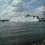 hotel desde el ferry