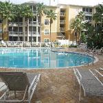 two pools spas