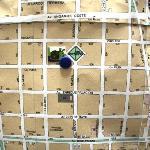 mapa de lña zona .. estamos entre 4 avenidas principales en el corazon de miraflores