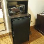 Coffee Maker/Microwave/Refrigerator