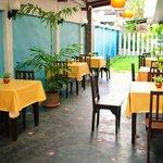 Opened Air Bar/restaurant