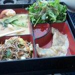 Bento Box deliciousness