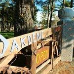 Oakdene Entrance