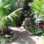 Path from our Casita to the Lobby/Pool Area