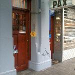 a door of Pax