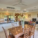 3 Bedroom Villa Kitchen
