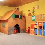 Sunstar Familienhotel Davos - Kinderspielzimmer Kidsclub