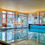 Sunstar Familienhotel Davos - Pool Hallenbad
