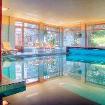 Sunstar Familienhotel Davos - Hallenbad Pool
