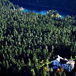 Sunstar Hotel Flims - Hotelansicht Sommer