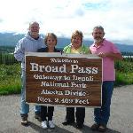 Entry to Denali National Park