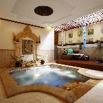 Relax with Jacuzzi