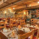 Restaurant Fee Chäller im Sunstar Hotel Beau-Site Saas Fee