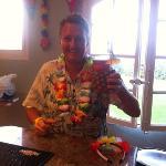 bobby on hawaiian night