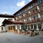 Hotel Lindenwirt - Außenbereich