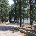 Fenton Lake Picknick Area
