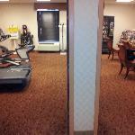 Salle de fitness/Informatique