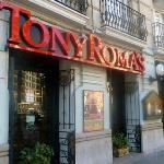 Tony Roma's Cánovas · Valencia (fachada)