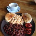 special latin breakfast