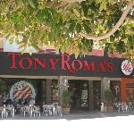 Tony Roma's Heron City· Paterna · Valencia (fachada)