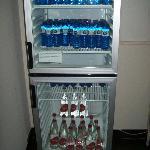gratis watertjes,topservice!!!