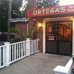 Ortega's Main Entrance