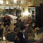 Dinner concert in Café Mozart