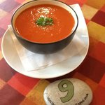 Roast Pepper and Tomato Soup