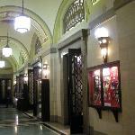 Freemason hall