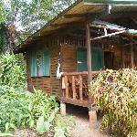 Simple cabanas