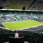 Centre Court From The Back Rows