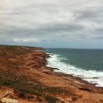 Red Bluff at Kalbarri 09/12