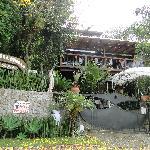 fachada do bistrô