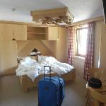 una camera superior