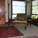 room 2 - relaxing area