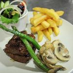 Solomillo Irlandes - Irish fillet Steak