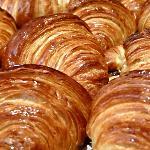 Les croissants pur beurre de Pamplie + farines à la meule de pierre.
