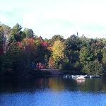 Foto de Auberge du Lac-a-l'Eau-Claire