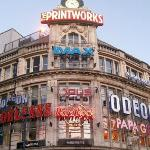 The Printworks ,Manchester